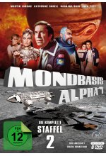 Mondbasis Alpha 1 - Staffel 2/Extended Version  [8 DVDs] DVD-Cover