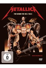 Metallica - For Whom The Bell Tolls  [2 DVDs] DVD-Cover
