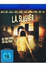 L.A. Slasher - Der Promi-Ripper von Hollywood Blu-ray-Cover