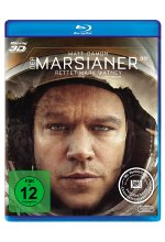 Der Marsianer - Rettet Mark Watney Blu-ray 3D-Cover