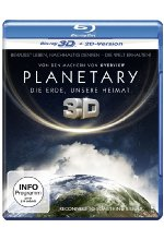 Planetary  (inkl. 2D-Version) Blu-ray 3D-Cover
