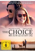 The Choice - Bis zum letzten Tag DVD-Cover