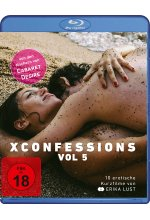 XConfessions 5 Blu-ray-Cover