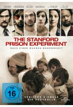 The Stanford Prison Experiment DVD-Cover