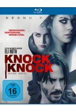 Knock Knock Blu-ray-Cover
