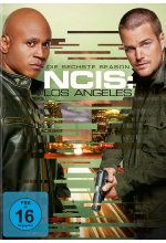 NCIS: Los Angeles - Season 6  [6 DVDs] DVD-Cover
