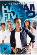 Hawaii Five-0 - Season 5  [6 DVDs] DVD-Cover