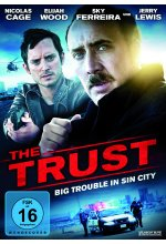 The Trust DVD-Cover