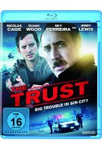The Trust Blu-ray-Cover