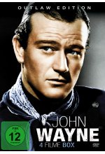Outlaw Edition - John Wayne - Outlaw Edition DVD-Cover