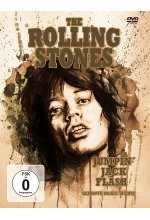 The Rolling Stones: Jumpin' Jack Flash - Ultimate Music Story DVD-Cover