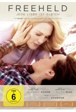 Freeheld - Jede Liebe ist gleich DVD-Cover