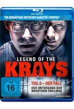 Legend of the Krays - Teil 2: Der Fall Blu-ray-Cover