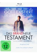 Das brandneue Testament Blu-ray-Cover