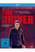 The Driver Blu-ray-Cover