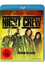 The Night Crew Blu-ray-Cover