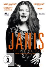 Janis - Little Girl Blue  (OmU) DVD-Cover