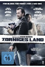 Zorniges Land DVD-Cover