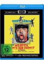 Wo bitte geht's zur Front? - Uncut/Classic Cult Collection Blu-ray-Cover