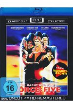 Force: Five - Die Macht der Fünf - Uncut/Classic Cult Collection Blu-ray-Cover