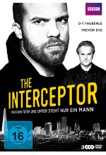 The Interceptor  [3 DVDs] DVD-Cover