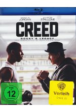Creed - Rocky's Legacy Blu-ray-Cover
