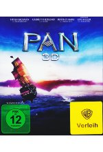 Pan Blu-ray 3D-Cover