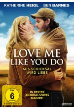 Love me like you do DVD-Cover