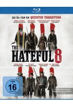 The Hateful 8 Blu-ray-Cover