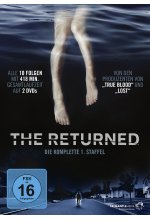 The Returned - Staffel 1  [2 DVDs] DVD-Cover