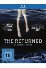 The Returned - Staffel 1  [2 BRs] Blu-ray-Cover