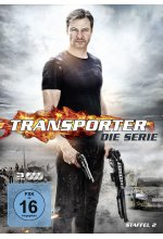 Transporter - Die Serie/Staffel 2  [3 DVDs] DVD-Cover