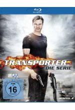 Transporter - Die Serie/Staffel 2  [2 BRs] Blu-ray-Cover