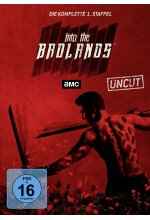 Into the Badlands - Staffel 1 - Uncut  [2 DVDs] DVD-Cover