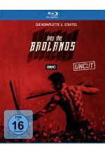Into the Badlands - Staffel 1 - Uncut  [2 BRs] Blu-ray-Cover