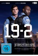 19-2 - Staffel 1  [3 DVDs] DVD-Cover
