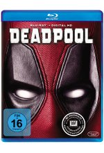Deadpool Blu-ray-Cover