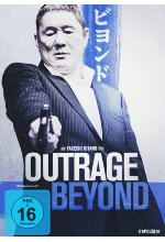 Outrage Beyond DVD-Cover