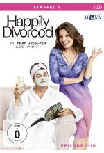 Happily Divorced 1 - Episode 01-10  [2 DVDs] DVD-Cover