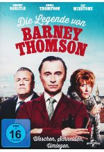 Die Legende von Barney Thomson DVD-Cover
