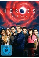 Heroes Reborn - Staffel 1  [4 DVDs] DVD-Cover