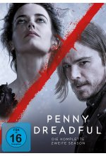 Penny Dreadful - Staffel 2  [5 DVDs] DVD-Cover
