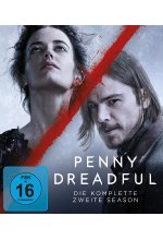 Penny Dreadful - Staffel 2  [4 BRs] Blu-ray-Cover
