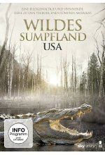 Wildes Sumpfland USA DVD-Cover