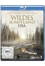 Wildes Sumpfland USA Blu-ray-Cover