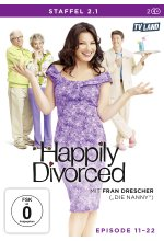 Happily Divorced 2.1 - Episode 11-22  [2 DVDs] DVD-Cover