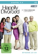 Happily Divorced 2.2 - Episode 23-34  [2 DVDs] DVD-Cover