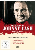 Johnny Cash - Ring of Fire - The Story DVD-Cover