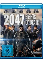 2047 - Sights of Death Blu-ray-Cover