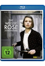 Die weisse Rose Blu-ray-Cover